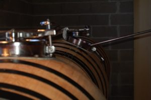 Chateau Suau Fermentation Barrels